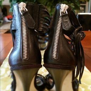 MIA Shoes - MIA Limited Edition: Lauren Leather Stilettos (8)
